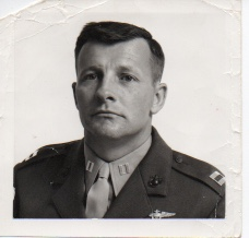old photo of general mike ryan